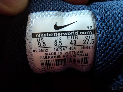 Mujer joven Introducir taller  Zapatillas Nike, Mogan 3 De Hombre, Talla 43, Originales. | Mercado Libre