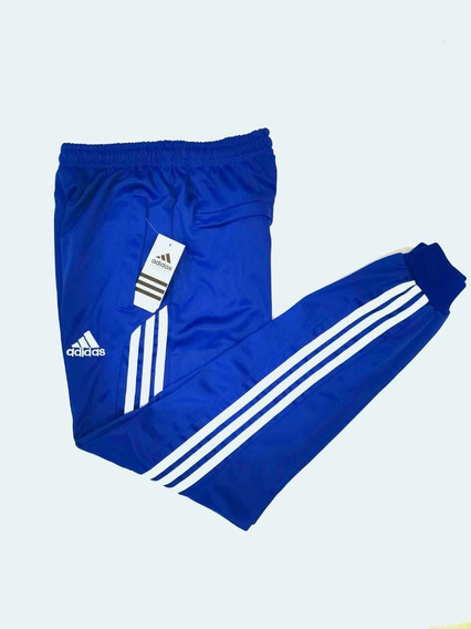 Pants adidas Azul Rey Nuevo Entubado Jogger Cardigan Sportoc