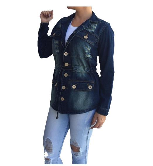 Jaqueta Max Sobre Tudo Parka Jeans Set For