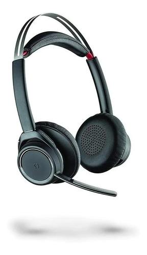 Imagem 1 de 6 de Headset Sem Fio Voyager Focus B825 Uc Plantronics