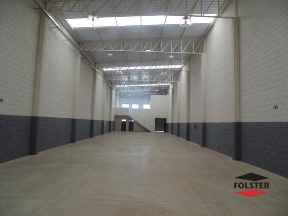 Galpão Industrial Para Venda E Locação, Jardim São Francisco, Santa Bárbara D