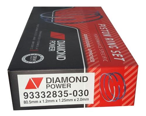 Anillo 0.30 Astra Corsa Optra Monta Palio 1.8 93332835-030