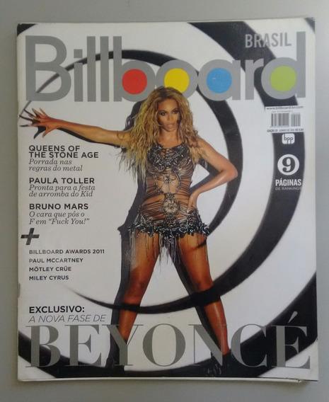Revista Billboard 20 Beyoncé Bruno Mars Kid Abelha 064