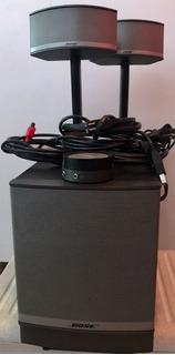 Grandioso Sistema Multimedia Bose Companion 5 Seminuevo!!!