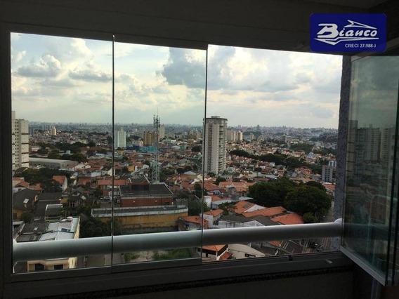 Apartamento Com 2 Dormitórios À Venda, 53 M² Por R$ 330.000 - Jardim Imperador - Guarulhos/sp - Ap3471