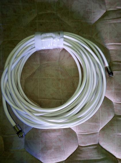 Cable Coaxial Nuevo Rg-6 Directv Movistar Inter Cable 8$