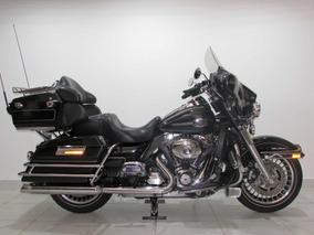 Harley Davidson Electra Glide Ultra Classic - 2011 Preta