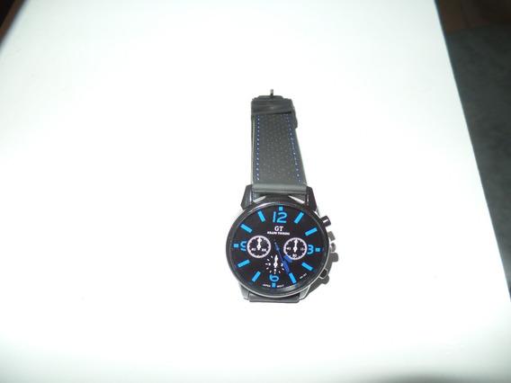 Yazole Rosra Gt Homens Relógios De Luxo De Couro