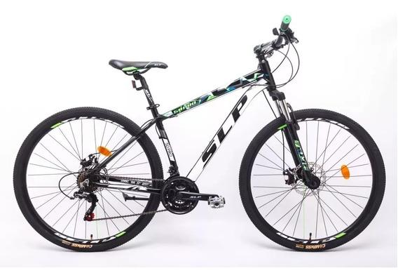 Bicicleta Slp 50 Pro R29 Shimano 21v Disco Susp+envio Gratis