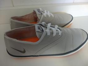 Tênis Nike Original Em Couro Legítimo Nº37