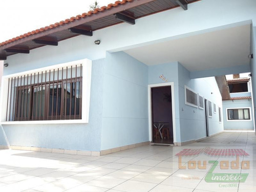 Imagem 1 de 15 de Casa Para Venda Em Peruíbe, Jardim Barra De Jangada, 3 Dormitórios, 2 Banheiros, 5 Vagas - 0005_2-986622