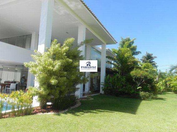 Casa Com 4 Dorms, Itacimirim (monte Gordo), Camaçari - R$ 1.6 Mi, Cod: 68427 - V68427