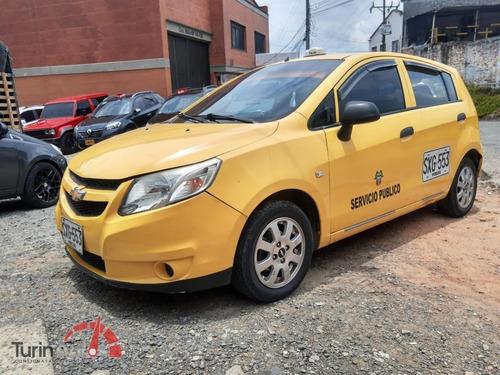 Chevrolet Sail 1.4 Hb Chevy Taxi