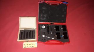 Castelo Troca Rápida Mini Torno Mr-300/mr-301 +kit +partilha