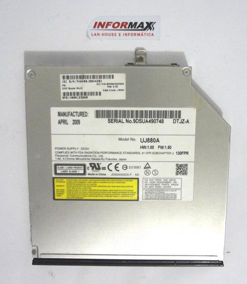 Gravador Dvd Notebook Toshiba A300 D17