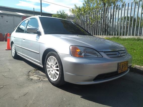 Honda Civic Honda Civic Ex 2001