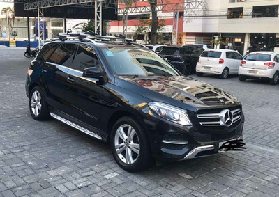 Mercedes-benz Classe Gle 2017 3.0 Highway 4matic 5p Diesel