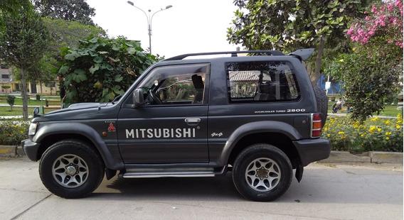 Mitsubishi Montero 4x4 Diesel Ocasiòn