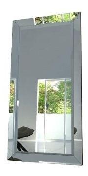 Espelho Decorativo De Parede Silver C 200 X L 80