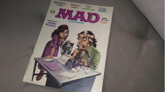 Revista Mad 65 - Editora Vecchi
