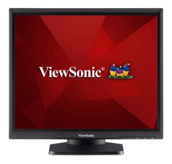 Monitor Tactil 17 Viewsonic Td1711 Pantalla Touch Cuotas