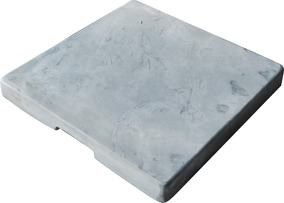 Contrapeso Para Base De Ombrellone Cruz 25kg Bel Lazer