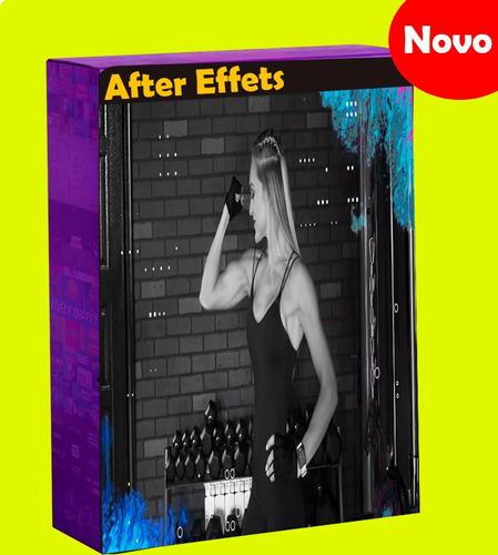 Imagem 1 de 3 de Promoção Fitness Projeto Individual After Effects