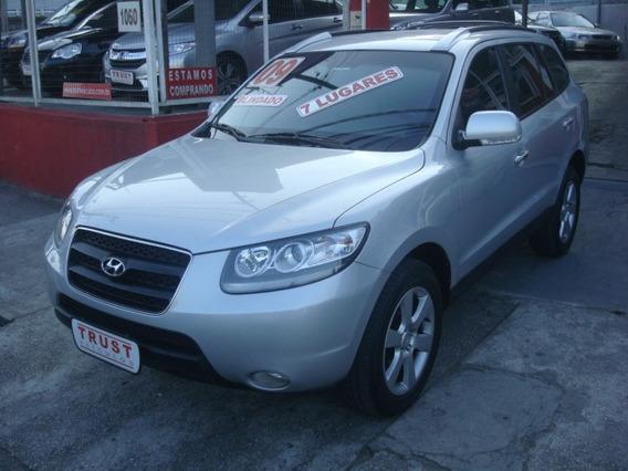 Hyundai Santa Fe 2.7 Awd 4p Gasolina Autom. 2009 - Blindado