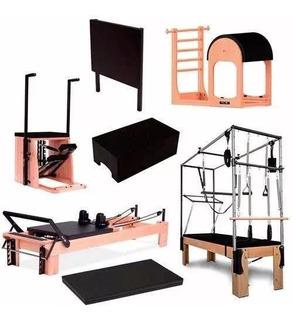 Estudio De Pilates Completo,metalife