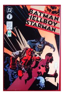 Batman Hellboy Starman #297 1999 Vid