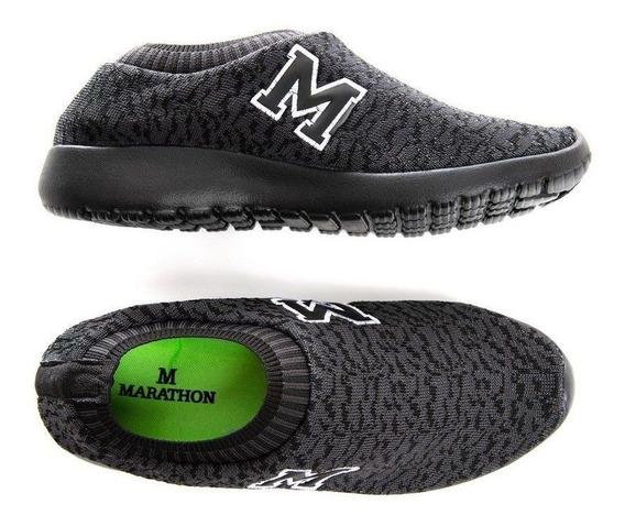 Tenis Marathon Anfibio Confort Corrida Academia Maratona