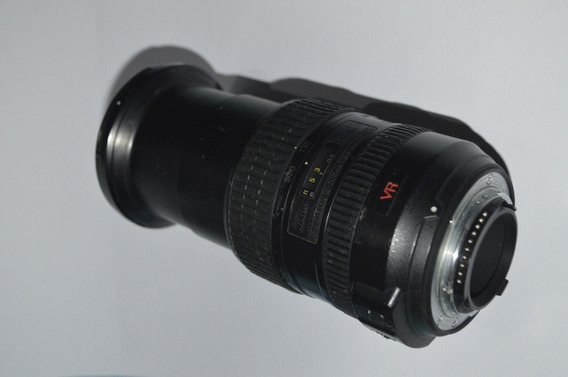 Lente Nikon 18-200