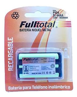 Bateria P/ Panasonic Hhr-p104 Nro 29 850mah Nimh