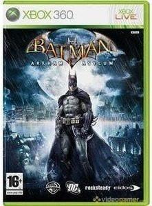 Batman: Arkham Asylum Xbox 360 Original Frete R$12