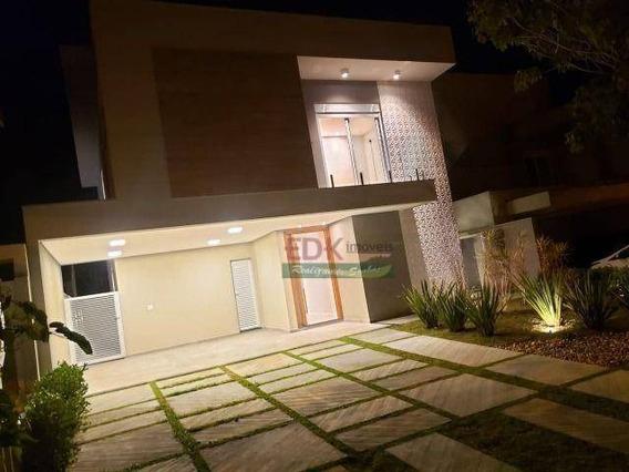 Sobrado Com 3 Dormitórios À Venda, 300 M² Por R$ 1.378.000 - Botujuru - Mogi Das Cruzes/sp - So1082