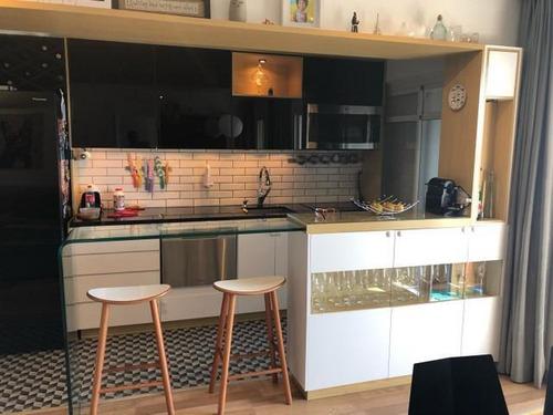 Apartamento Com 2 Dormitórios À Venda, 71 M² Por R$ 508.800,00 - Vila Augusta - Guarulhos/sp - Ap0795