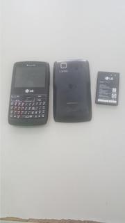 Celular LG X 335 P/ Retirar Peças