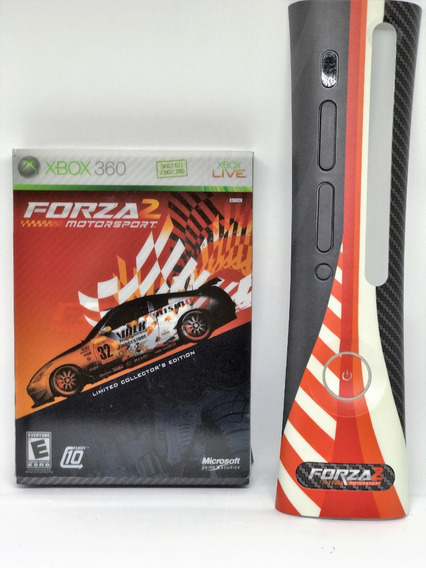Forza Motorsport 2 - Limited Collectors Edition + Faceplate