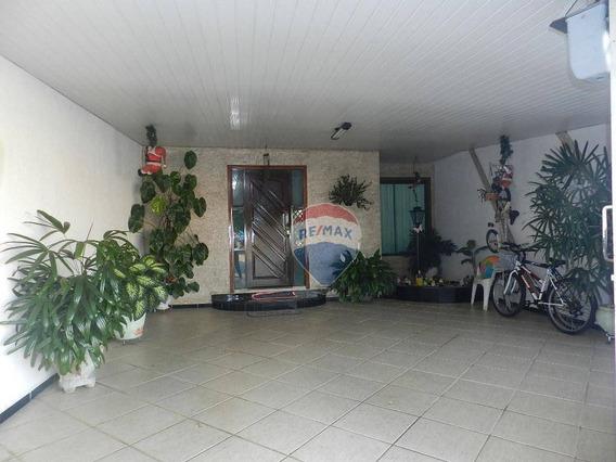 Sobrado À Venda 3 Dormitórios Com 220m² De Construção - Jardim Santa Rosa - Nova Odessa/sp - So0004