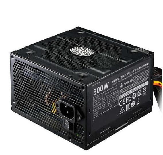 Fonte Cooler Master 300w Elite Power V3