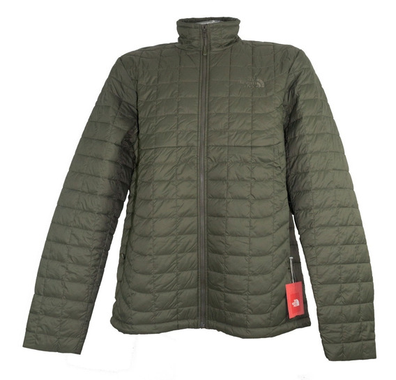 Chamarra The North Face Thermoball Jacket Hombre Xl Verde