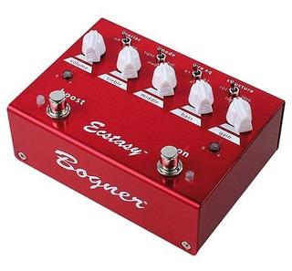 Bogner Ecstasy - Pedal Distorsión P/guitarra
