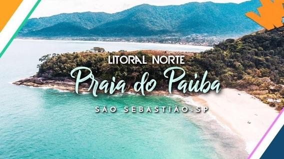 Terreno A Venda A 50 Metros Da Praia - Te0327