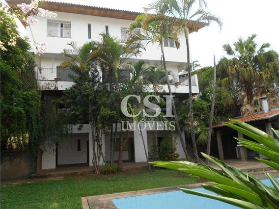 Casa Comercial Para Locação, Nova Campinas, Campinas. - Ca0550
