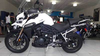 Triumph Tiger 1200 Explorer 2014 Impecavel
