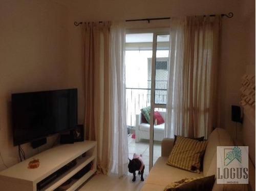 Imagem 1 de 16 de Apartamento Com 3 Dormitórios À Venda, 68 M² Por R$ 410.000,00 - Vila Dusi - São Bernardo Do Campo/sp - Ap0049