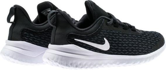 Tenis Deportivo Nike Niño Modelo Nike Rival Talla 22cm Color Negro Con Agujeta