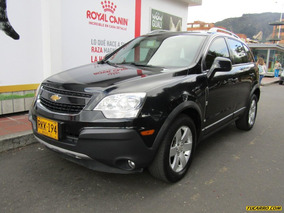 Chevrolet Captiva Sport At 2400cc Aa Abs Ab 4x4