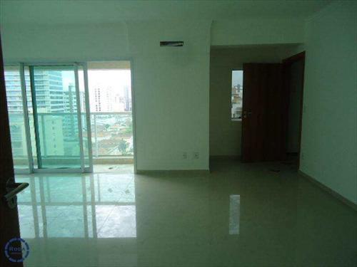 Apartamento Em Santos Bairro Gonzaga - V5741