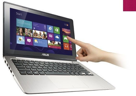 Notebook Asus X202e Dual Core 500gb Touchscreen 11,6